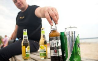 Можно ли пить пиво на улице: выдержка из законодательства, культура пития и штрафы за правонарушение