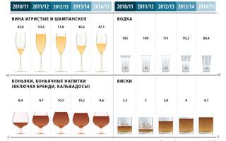 Сколько градусов в шампанском — разница в крепости различных шампанских вин и секреты употребления алкогольного напитка
