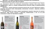 Винный напиток: что это такое, чем отличается от вина и список напитков