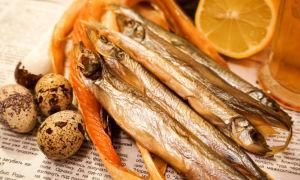 Рыба к пиву — ассортимент рыбной закуски к живому напитку, как правильно выбрать и есть
