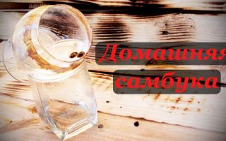 Как сделать итальянский ликер Самбука (Sambuca) в домашних условиях из самогона: популярные рецепты