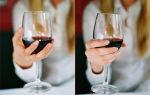 Как правильно пить вино: температура подачи и особенности употребления разных видов напитка