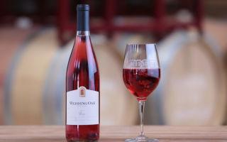 Вино Розе: отличия от других напитков, технология производства и как выбрать правильное розовое вино