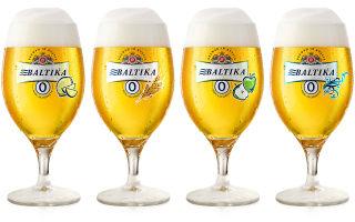 Все о пиве Балтика №0 — технология производства безалкогольного напитка, польза и вред для здоровья