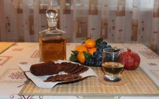 Бурбон в домашних условиях: подготовка ингредиентов, правила приготовления, противопоказания