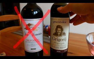 Грузинское вино: особенности местного виноделия, виды и бренды знаменитого напитка, прямые признаки подделки