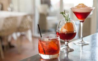 Negroni (Негрони) коктейль: состав, виды и классический рецепт приготовления напитка