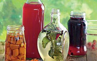 Настойки на самогоне: особенности приготовления домашнего алкоголя и простые рецепты напитков