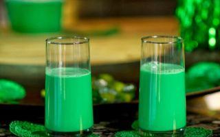 Мятный ликер — описание напитка и подготовка компонентов, как приготовить алкоголь с мятой своими руками