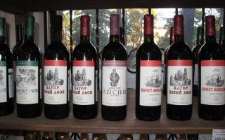 Вино Лыхны, Апсны, Псоу: описание абхазского алкогольного напитка, цена в России и отзывы ценителей