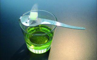 Абсент: виды и состав известного алкоголя, как приготовить изумрудный напиток дома