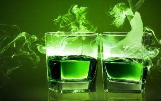 Чем отличается черный абсент от других «цветных» вариаций напитка