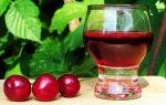 Вишневый ликер: особенности технологии и рецепт приготовления алкоголя в домашних условиях
