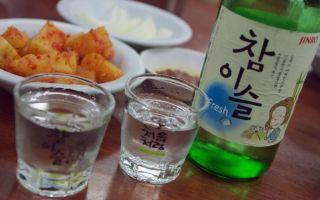 Корейская водка: история появления, описание напитка и как правильно приготовить и пить корейский алкоголь