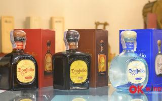 Текила Don Julio (Дон Хулио) — описание видов напитка и его особенности, как отличить оригинал от подделки