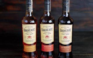 Bacardi Oakheart (Бакарди Оакхарт) — виды и описание алкогольного напитка, список лучших коктейлей со знаменитым ромом