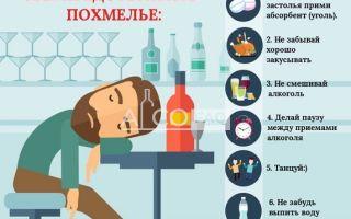 Как не болеть с похмелья: проверенные методы и рецепты восстановления организма после праздников
