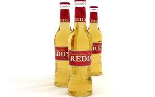 Пиво Redd's (Редс): описание и вкусы женского напитка, рецепты коктейлей своими руками