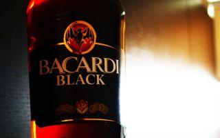 Обзор рома Черный бакарди (Bacardi black): правила выбора и употребления, рецепты коктейлей на основе легендарного напитка