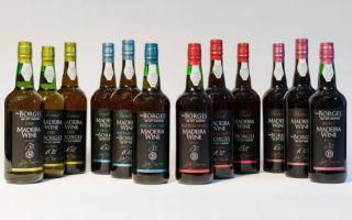 Мадера вино: сорта и лучшие марки напитка, как выбрать и пить алкоголь