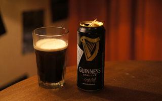 Пиво Guinness (Гиннесс): история бренда, виды и особенности производства напитка, вред и польза пенного алкоголя