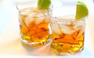 Виски с соком: рецепты коктейлей в домашних условиях и лучшие сочетания