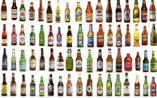Марки пива: виды и основные характеристики алкоголя, как правильно употреблять напиток и чем закусывать