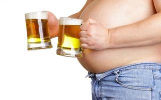 Почему от пива растет живот: основные причины, как самостоятельно избавиться от проблемы