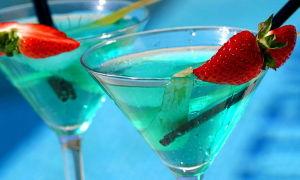 Blue Curaсao (Блю Кюрасао): состав, обзор ликера и рецепты приготовления коктейлей в домашних условиях