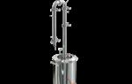 Ректификационная колонна: назначение устройства и изготовление своими руками, правила использования для самогонного аппарата