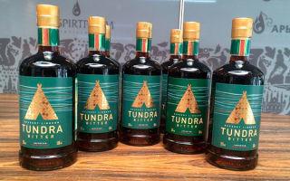 Водка Тундра Биттер: обзор бутылки десертного ликера и отзывы ценителей, как пить этот напиток