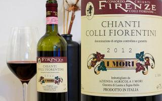 Кьянти вино: что это такое, виды и характеристика напитка, как отличить от подделки и с чем пить