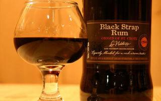 Черный ром: особенности темного напитка, как правильно пить и закусывать