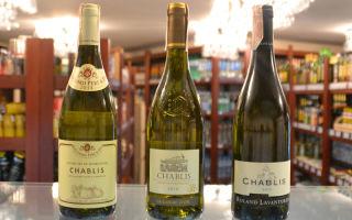 Вино Chablis (Шабли): история успеха, основные характеристики и классификация напитка и как пить самое северное вино Бургундии