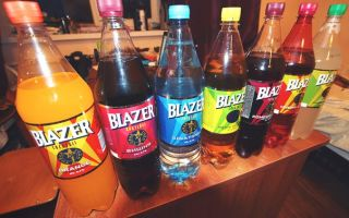 Алкогольный напиток Блейзер — сколько градусов, виды и популярность