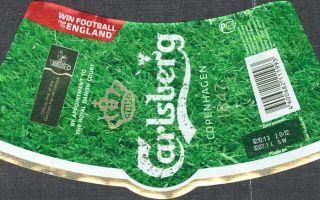 Пиво Carlsberg (Карлсберг): производитель, крепость и виды напитка, с чем пить и как подавать пенное удовольствие