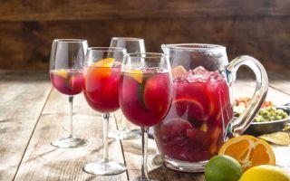 Сангрия вино: что это такое, ингредиенты и рецепты для приготовления в домашних условиях