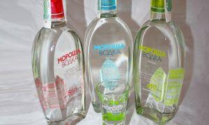 Водка Мороша: особенности и разновидности напитка, как правильно употреблять