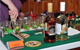 С чем пьют ром — как употреблять напиток правильно и способы приготовления вкусных коктейлей