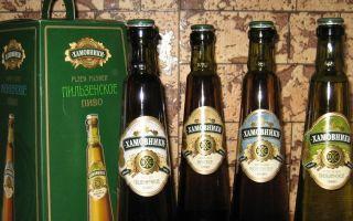 Хамовники пиво: разнообразие вкусов, дегустационные характеристики, отзывы любителей пенного напитка