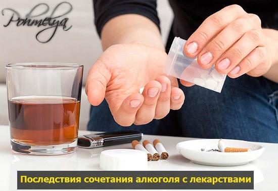 Аспирин после спиртного