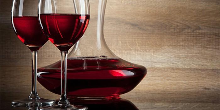 Безалкогольное вино состав