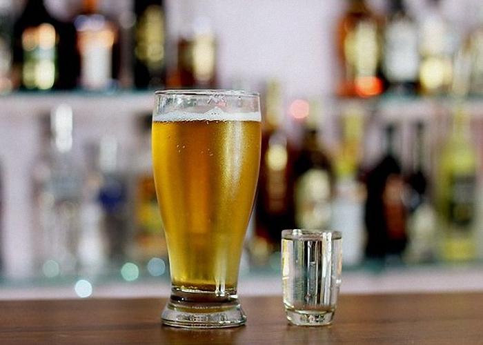 Ерш пивной напиток