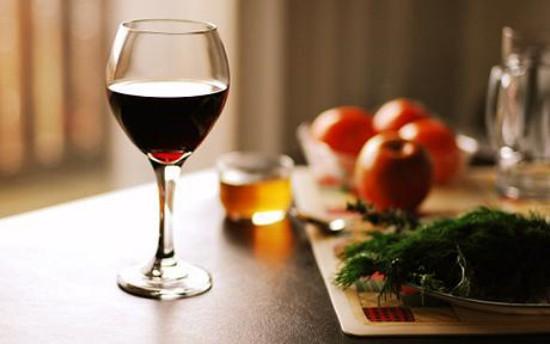 Чем сбить температуру после алкоголя