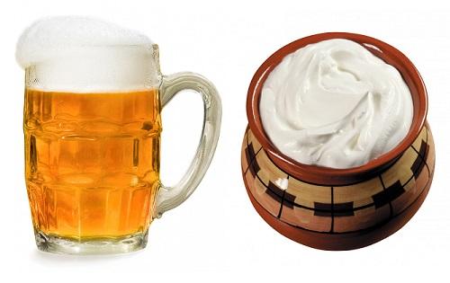 Пиво со сметаной польза