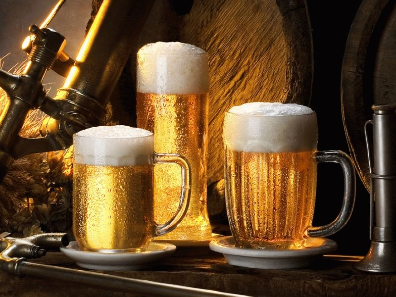 Можно ли употреблять пиво со сметаной для набора мышечной массы?