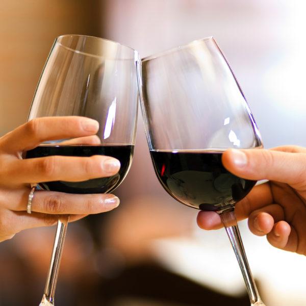Толстеют ли от красного вина